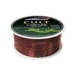 Леска Climax Cult Carp Line Z-Sport cooper-brown 0.28мм 6.8кг 1000м