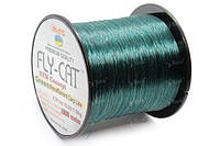 Леска Ntec Flay Cat Moss Green 1000м 0.30мм 15lb