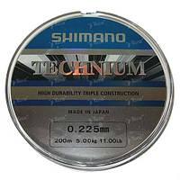 Леска Shimano Technium 200м 0.255мм 6.1кг