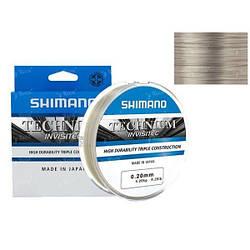 Леска Shimano Technium Invisitec 150м 0.145мм 2.2кг