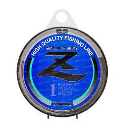 Леска Sunline Super Z HG 50м #0.3/0.09мм 0.72кг