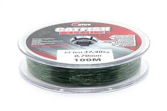 Леска на сома Carp Zoom Catfish Monoline Green 100м 0.50мм 27кг CZ2168