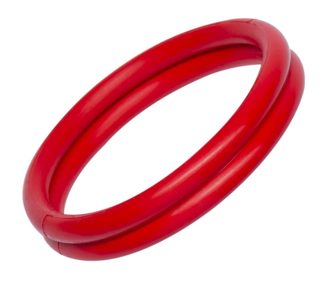 Эрекционное кольцо Rocks Off Rudy-Rings, Красный