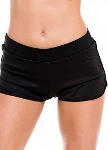 Спортивные шорты женские Issa Plus 9492 черный
