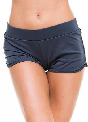 Спортивні шорти жіночі Issa Plus 9492 сірий, фото 2