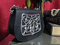 Прада  PRADA сумка кожаная мини-сэтчел через плечо Original quality(зеркальная реплика)