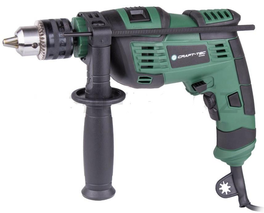 Дрель ударная Craft-tec PXID-243 professional