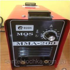 Инверторная сварка Edon MINI-200ЧЕМ