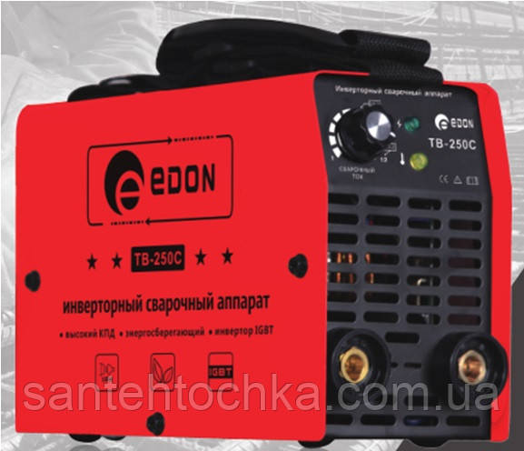 Інверторна зварювання EDON TB-250C