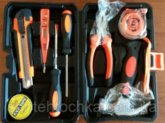 Набор инструментов EDON ED12S(08TZ)