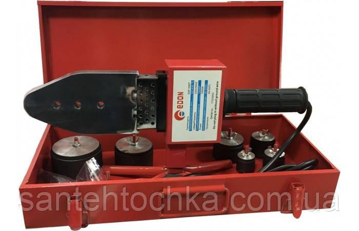 Паяльник для пластиковых труб EDON EDP-1000T