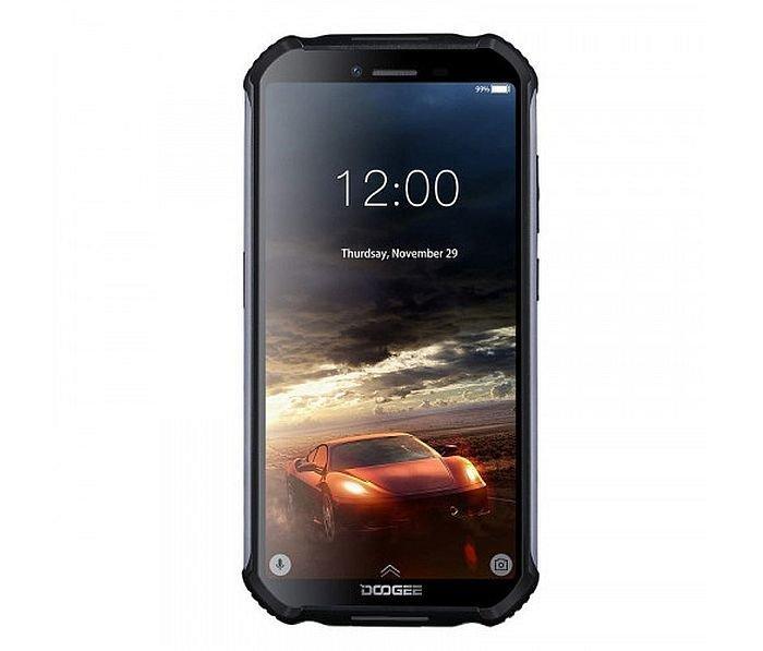 Смартфон Doogee S40, 2 sim, 5,5 дюйма, ip68, 2gb ram, 16gb rom, 4650 мАч