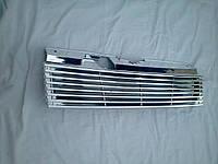 Решетка радиатора 8 полос хром для ВАЗ 2110-11-12