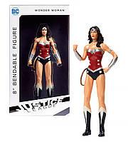 Фигурка NJ Croce Toys Justice League Wonder Woman Лига Справедливости Чудо Женщина 20 см BL W JL 20
