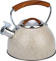 Чайник из нержавеющей стали 3 л Bohmann BH 9919