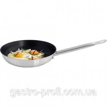 Сковорода из нержавеющей стали с антипригарным покрытием Teflon Platinum 24 см Alt Steel 1004242, фото 2