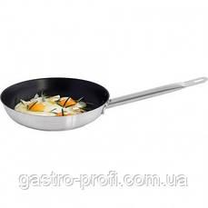Сковорода из нержавеющей стали с антипригарным покрытием Teflon Platinum 28 см Alt Steel 1004282