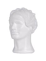 Защитная одноразовая шапка на резинке AMPri 04020