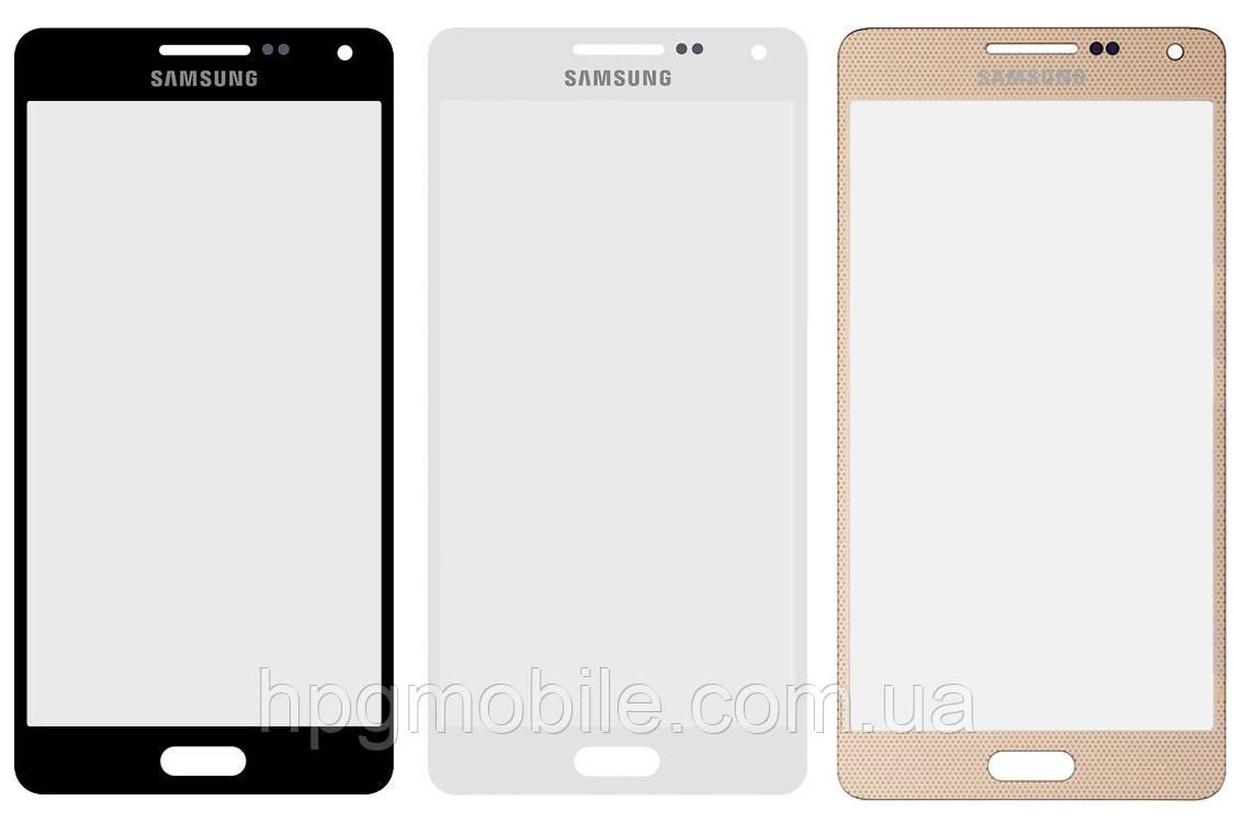 Защитное стекло корпуса для Samsung Galaxy A5 (2015) A500, оригинал
