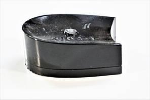 Каблук женский пластиковый 2504 р.1-3  h-1,9-2,1см., фото 2