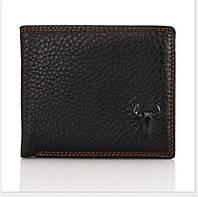 Портмоне кошелек Clan m105 кожаный, фото 1