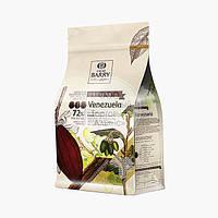 Cacao Barry - Тёмный шоколад Venezuela 72% - 1 кг, фото 1