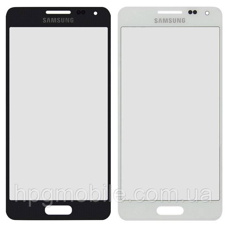 Защитное стекло корпуса для Samsung Galaxy Alpha G850F, оригинал