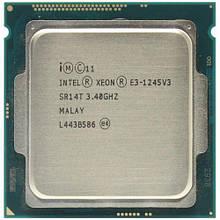 Процессор Intel® Xeon® E3-1245 v3, LGA1150 up to 3.80GHz ( i7-4770)