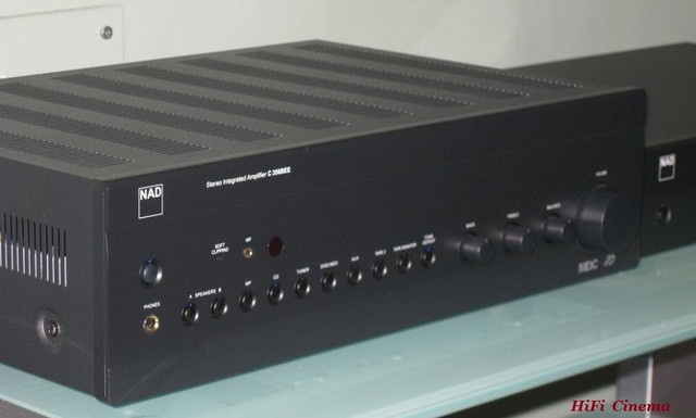 NAD C 356 BEE Stereo Integrated Hi-Fi Amplifier стерео усилитель