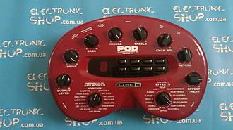 Процессор гитарный LINE6 POD ver 2.0 б.у