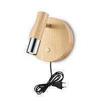 Светодиодный LED накладной светильник 3Вт, LWA314-CR