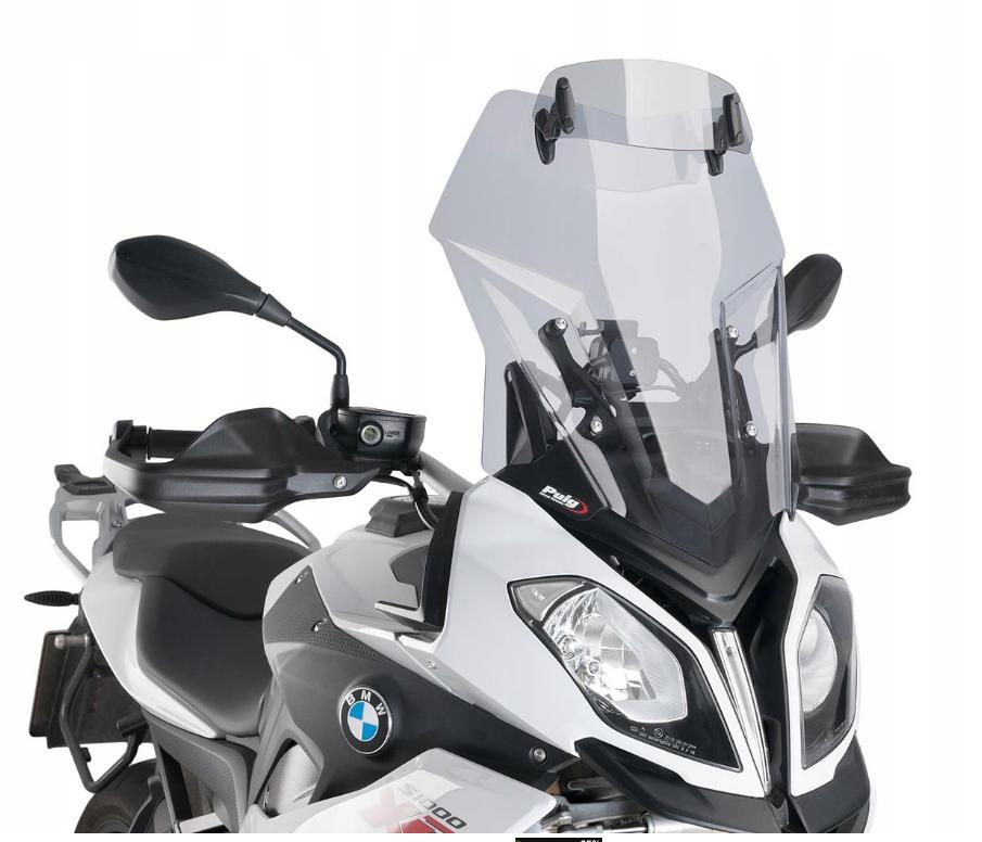 Ветровое Стекло PUIG с дефлектором к мотоциклу BMW S1000XR