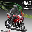 Ветровое Стекло PUIG с дефлектором к мотоциклу BMW S1000XR, фото 2