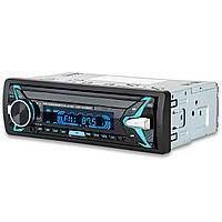 ★Автомагнитола Lesko 4785 1 DIN Bluetooth магнитола для автомобиля поддержка USB/SD съемная передняя панель