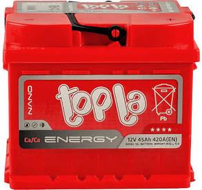 Автомобильный аккумулятор Topla Energy 54403 6СТ-45