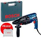 Перфоратор Bosch GBH 240 Professional + набор SDS-Plus (0615990L44), фото 2