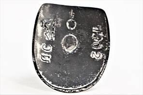 Каблук женский пластиковый 7002 р.1  h-8,7 см., фото 2