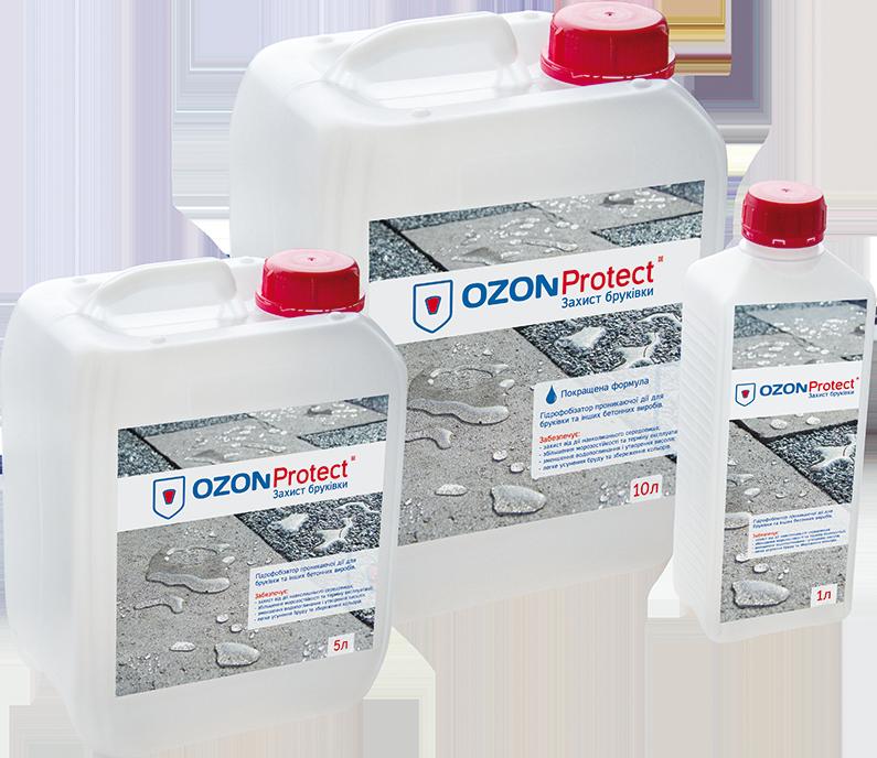 OZON Protect 5 L - Захист бруківки