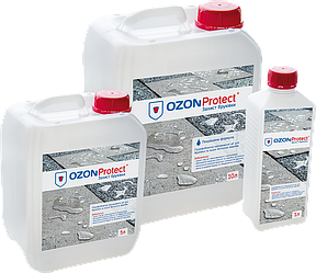 OZON Protect 10 L - захист бруківки