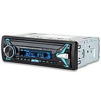Автомагнитола 1DIN Lesko 4785 Bluetooth SD карта USB AUX функция ответа на звонки пульт ДУ