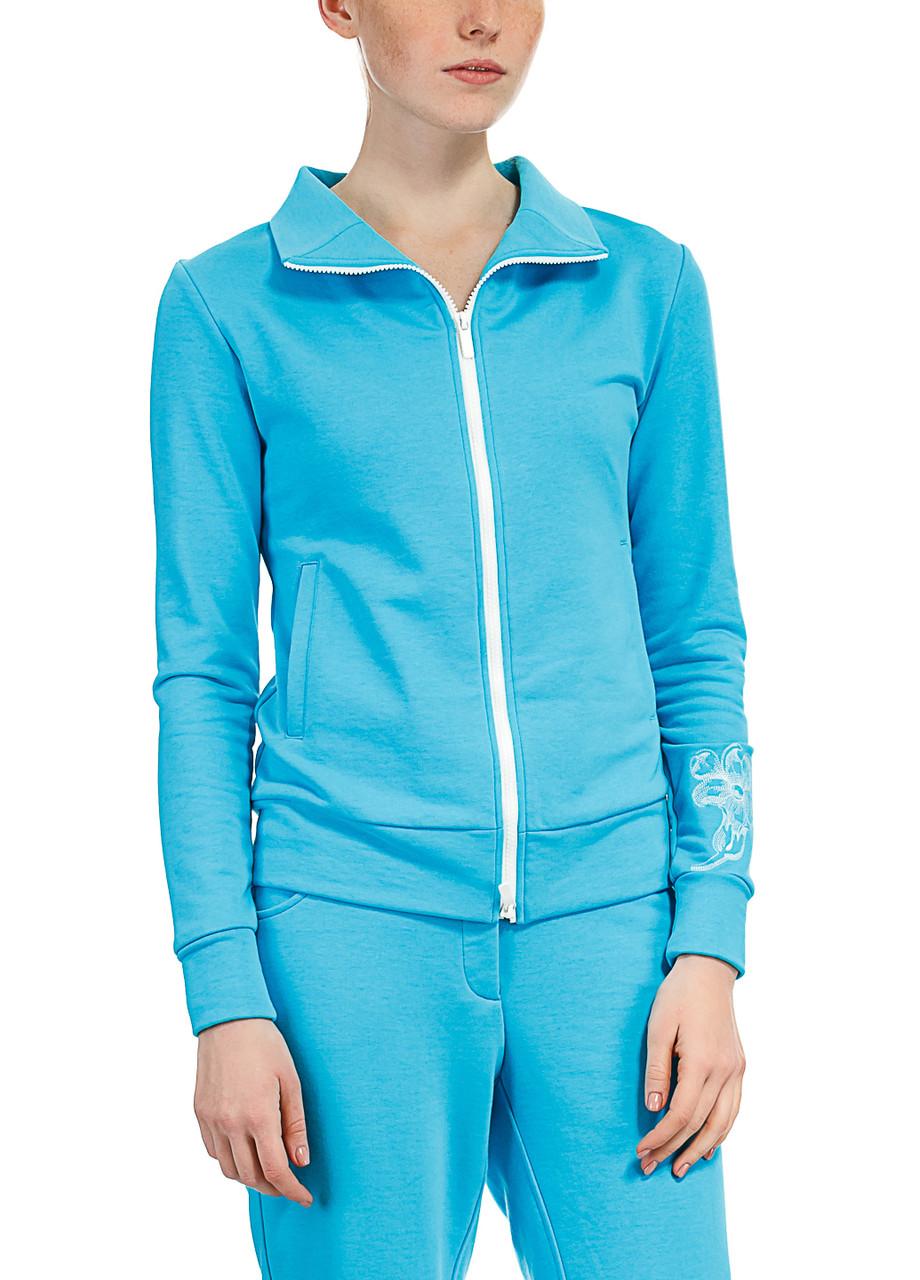 Кофта женская Antik голубого цвета