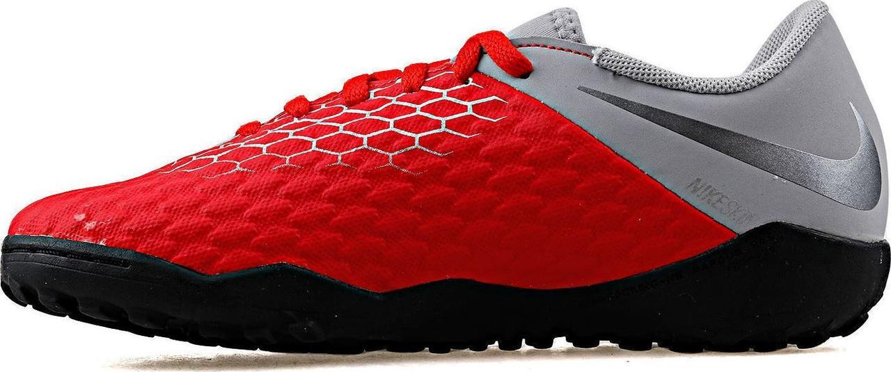 Сороконожки детские Nike Jr. HypervenomX Phantom III Academy TF (AJ3797 600) - Оригинал