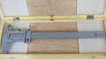 Штангенциркуль розметочный 250 ШЦР-II мм 0,05 МС пластина