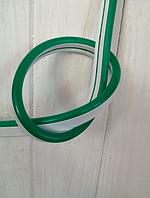Светодиодный гибкий неон 12V, зеленый в цветной оболочке, IP65