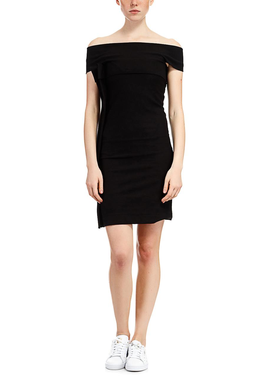 Платье женское Steffi черного цвета