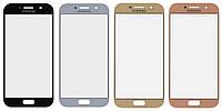 Защитное стекло корпуса для Samsung Galaxy A5 (2017) A520, оригинал