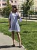 Женское котоновое платье Poliit 8486
