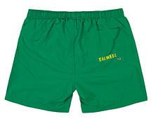 Пляжные Мужские Шорты Tauwell для купания Зеленые (Сетка, карманы) \чоловічі шорти плавання пляжні, фото 2
