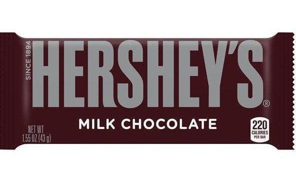 Шоколад Hershey's Milk Chocolate 45 g