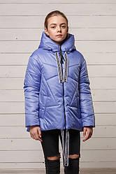 Куртка  демисезонная «Лола» для девочки Разные цвета